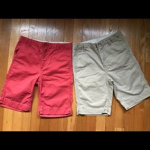 GAP Boys Dress Shorts - Size 10